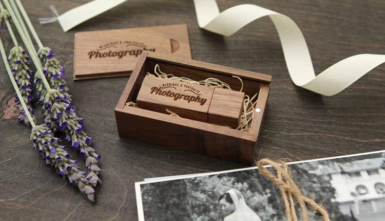 Top 5 Custom USB Flash Drives For Photographers