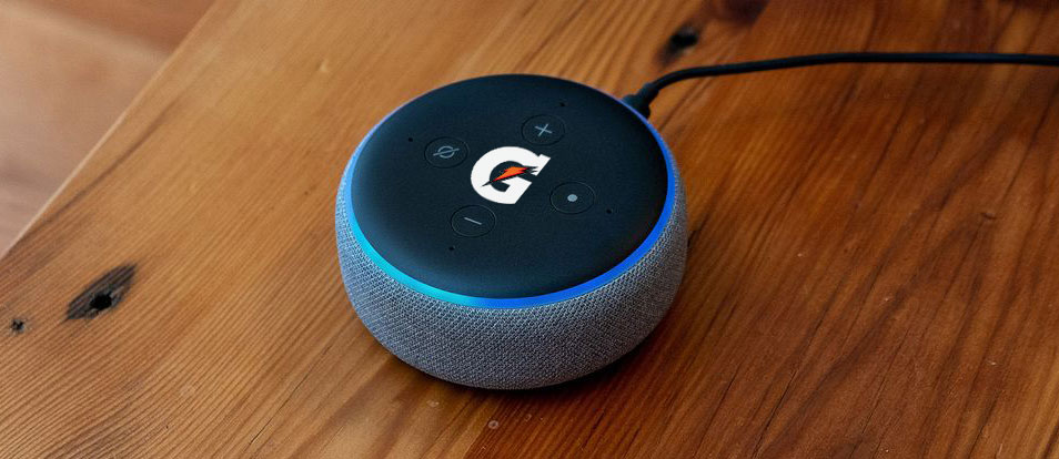 Branded Amazon Echo Dot 3rd Generation