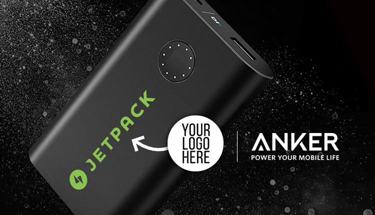 Custom Anker Power Banks and Chargers