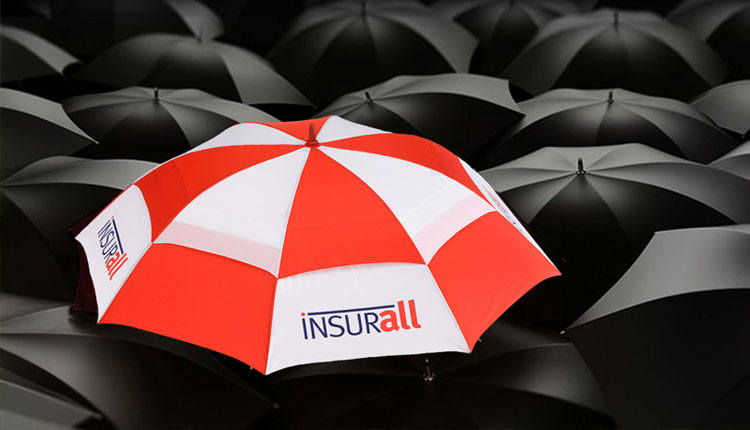 5 Memorable Marketing Ideas with Custom Printed Umbrellas. Personalized  umbrellas branded with your logo are a big hit at any event. abe0c1ae77a8