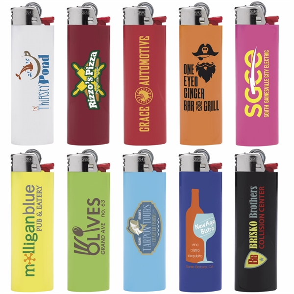 Custom Lighters Bring Old School Swag to Your Brand - iPromo