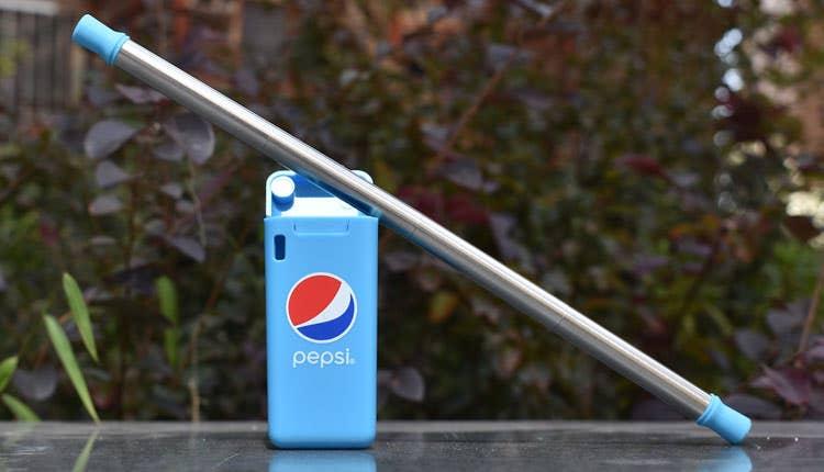 Custom Reusable Metal Straws
