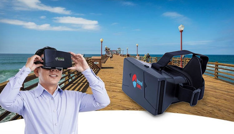 360 Degree Connections With Branded Virtual Reality Glasses