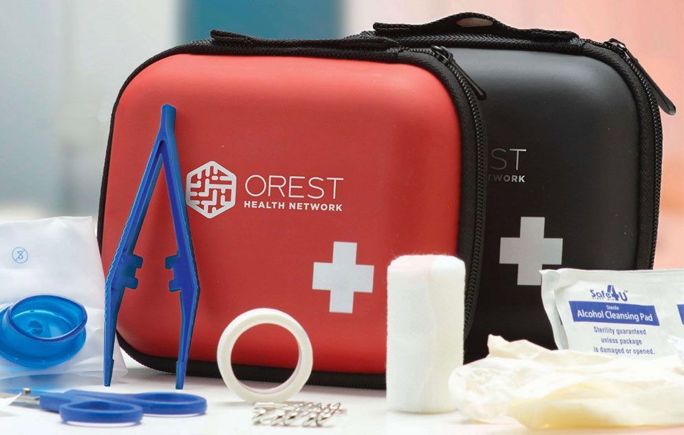 Custom First Aid Kits