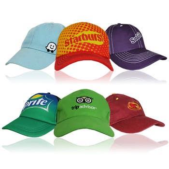 Custom Full Color Hats