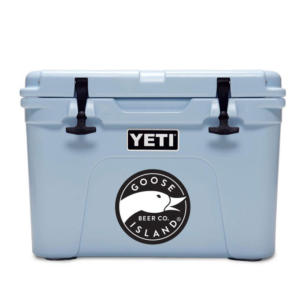 Custom YETI Hard Coolers