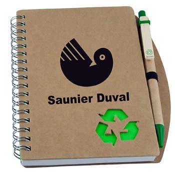 Sustainable Custom Notebooks & Journals