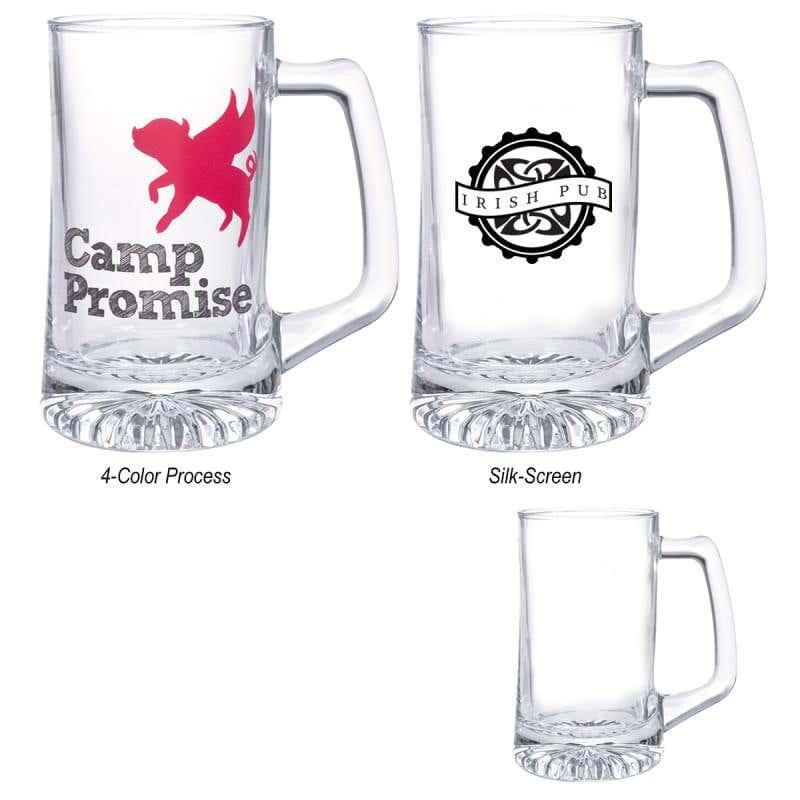 Custom Glass Mug