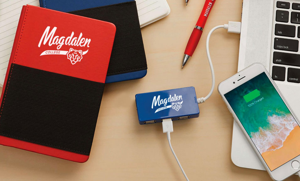 Custom Power Banks For colleges and schools