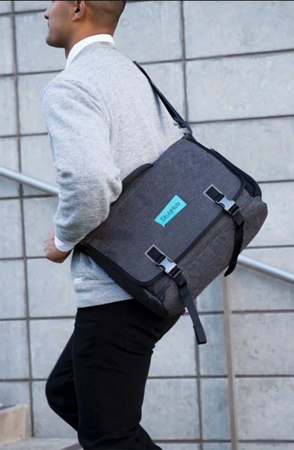 Custom Timbuk2 Laptop Messenger Bags with Your Logo