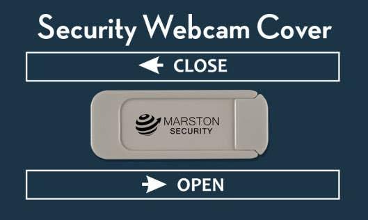 Custom Webcam Covers Security