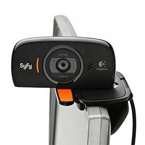 Custom Logitech HD Webcam