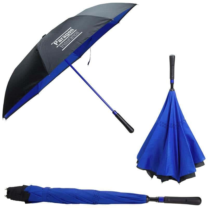 Custom Inversion Umbrellas
