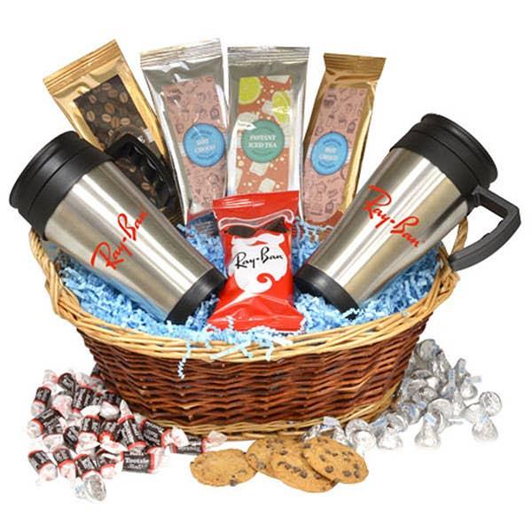 Custom Corporate Food Baskets