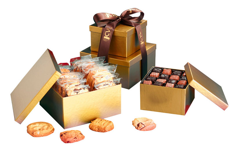 Custom Food Gifts