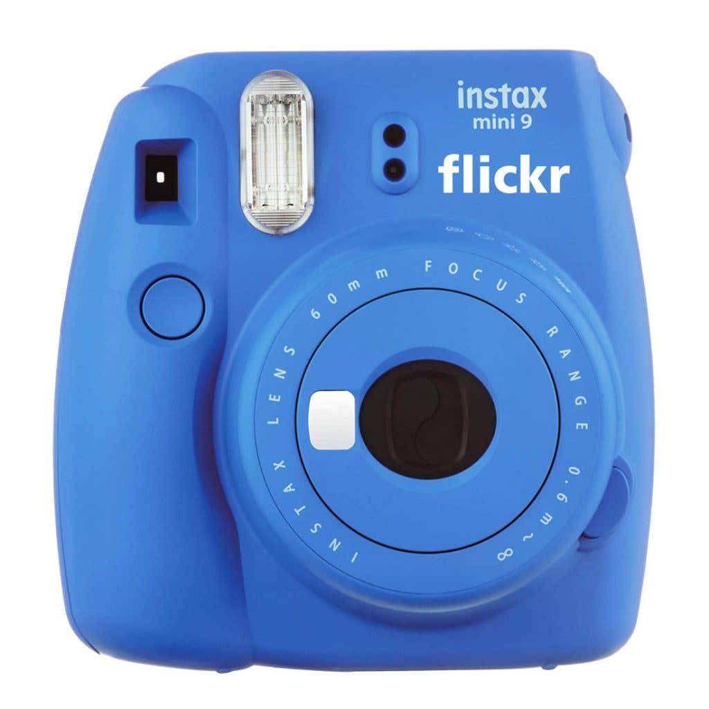 Custom Fujifilm Instax Camera