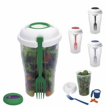 Custom Salad Cups