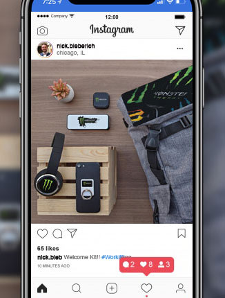 Branding Influence Potential on Instagram