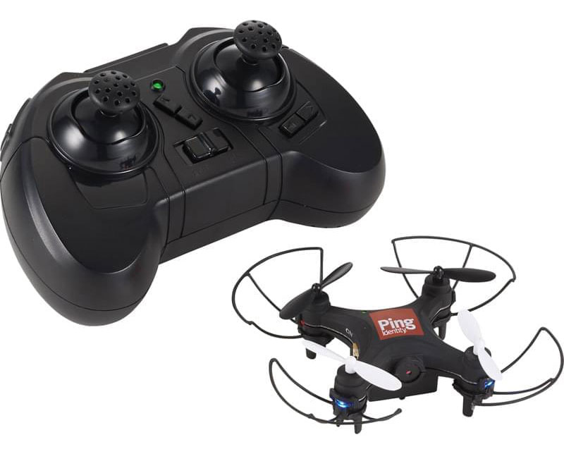 Custom Drone With Remote