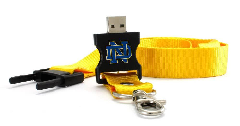 Custom Lanyard USB Flash Drives