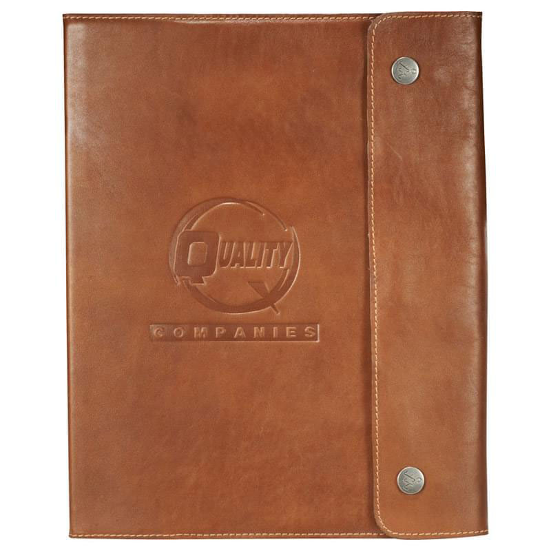 Custom Executive Leather Journals