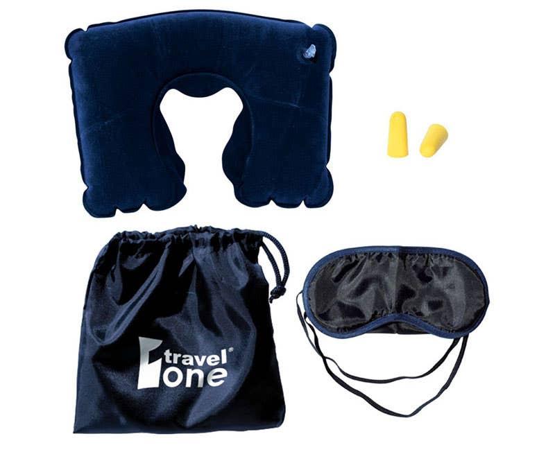 Custom Travel Pillow Kit