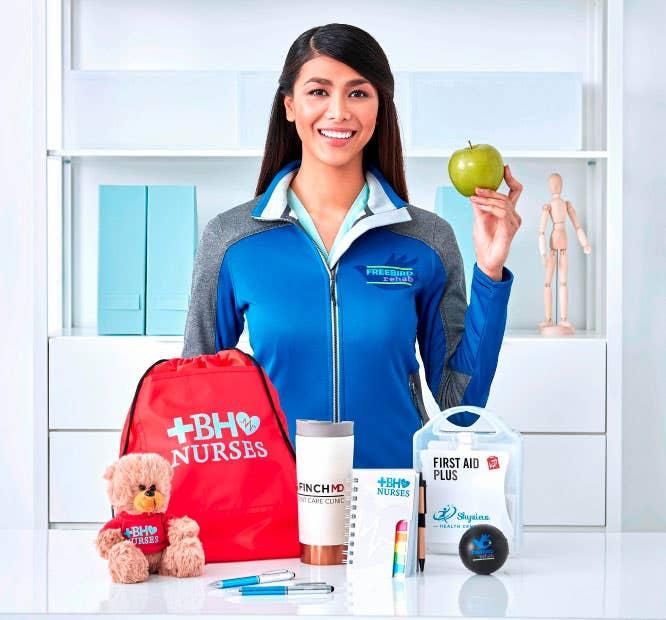 Custom Health Promotional Items