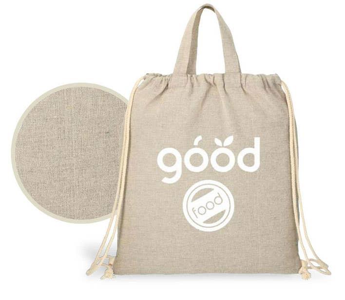 Custom Eco-Friendly Drawstring bags