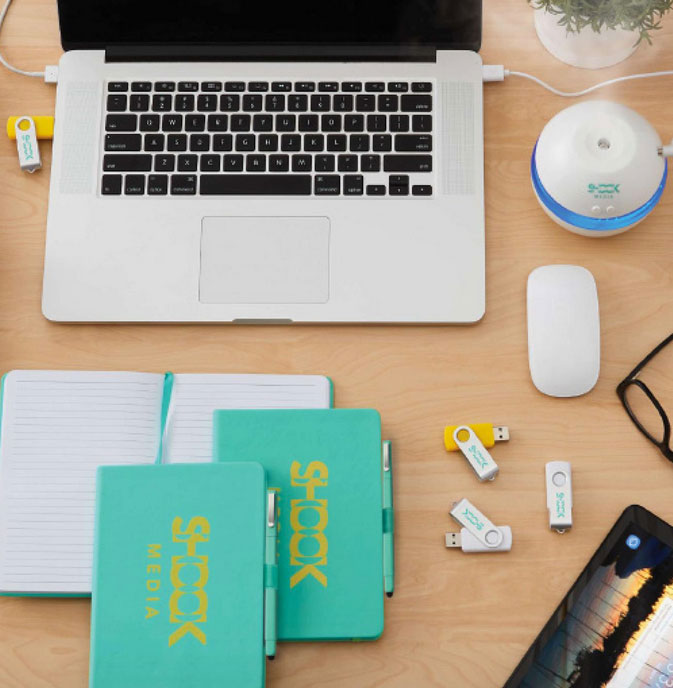 Custom Desk Accessories