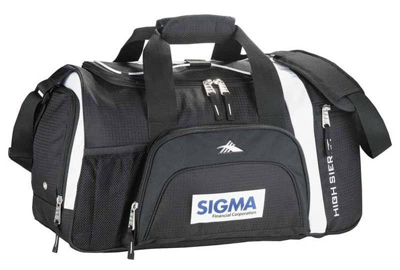 Custom Gym Duffel Bags