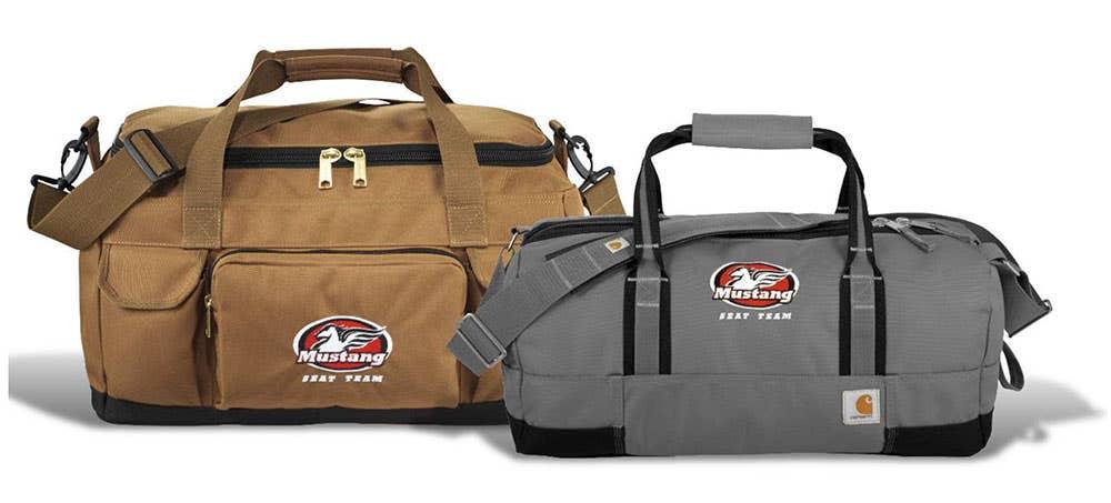 Custom Carhartt Duffel Bags