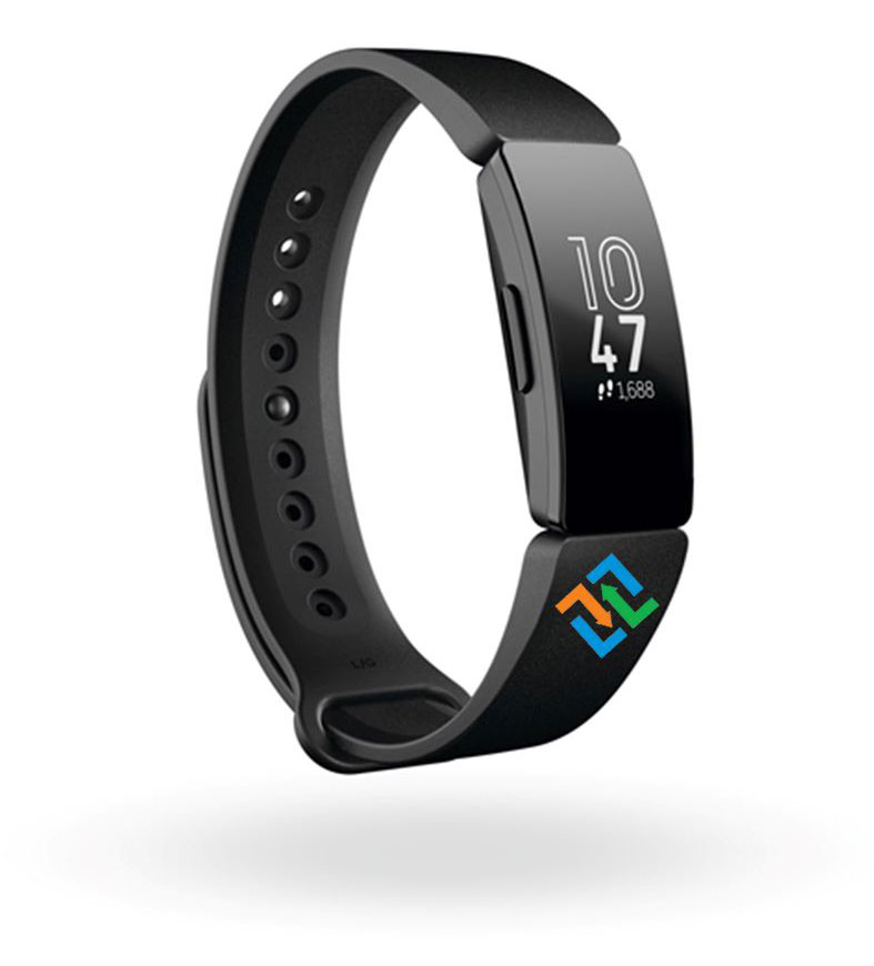Custom Fitbit Trackers Branded With Your Logo