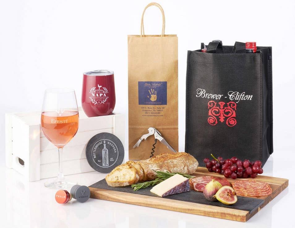 Custom Wine Accessories