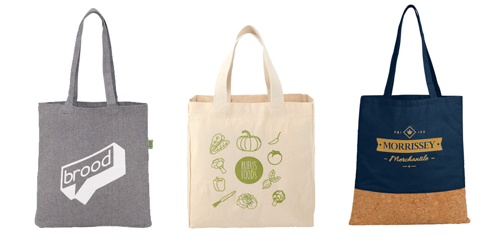 Custom Eco-Friendly Convention Tote Bags