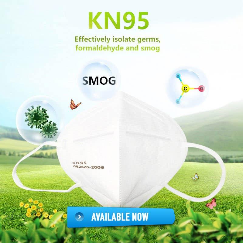 KN95 Masks Available at iPromo
